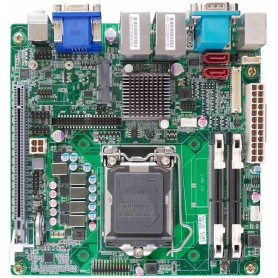 WADE-8210-H110 / Placa MINI-ITX industrial