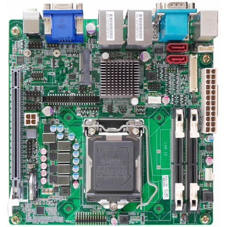 WADE-8210-H110 / Placa MINI-ITX industrial