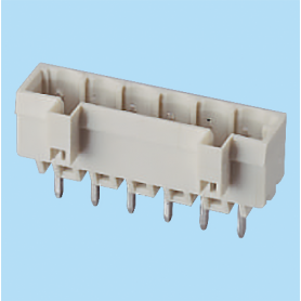 BC013518 / Header for pluggable terminal block - 5.00 mm