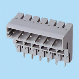 BC013512 / Header for pluggable terminal block - 5.00 mm