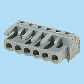 BC014711 / Plug-Header for pluggable terminal block - 5.00 mm