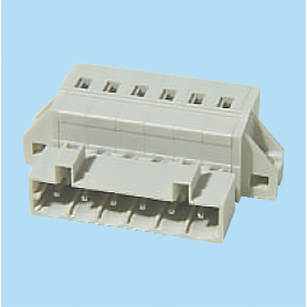 BC014811 / Plug-Header for pluggable terminal block - 5.00 mm