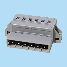 BC014813 / Plug-Header for pluggable terminal block - 5.00 mm