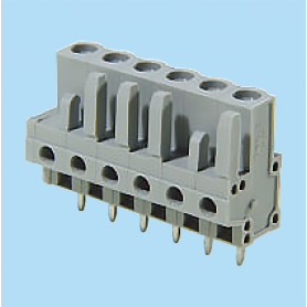 BC014712 / Plug-Header for pluggable terminal block - 5.00 mm