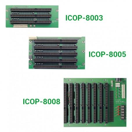 ICOP-8004 / BACKPLANE ISA