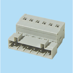 BC014812 / Plug-Header for pluggable terminal block - 5.00 mm