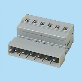 BC014814 / Plug-Header for pluggable terminal block - 5.00 mm