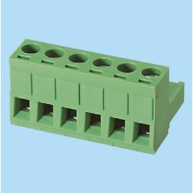 BC2ESDV / Plug for pluggable terminal block screw - 5.08 mm