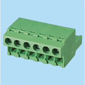 BC2ESDF / Plug for pluggable terminal block screw - 5.08 mm