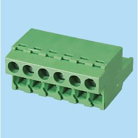 BC2ESDF / Plug for pluggable terminal block screw - 5.08 mm