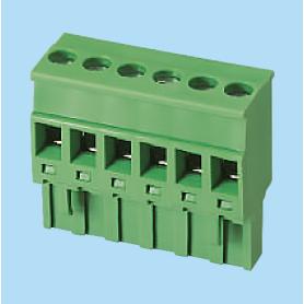 BC2ESDP / Plug for pluggable terminal block screw - 5.08 mm