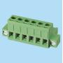 BC2ESDVM / Plug for pluggable terminal block screw - 5.08 mm