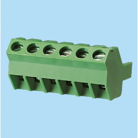 BC2ESDA / Plug for pluggable terminal block screw - 5.08 mm