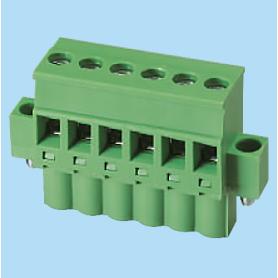 BC2ESDPLM / Plug for pluggable terminal block screw - 5.08 mm