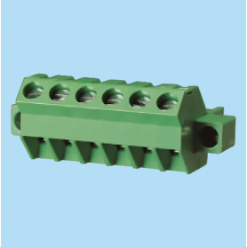 BC2ESDAM / Plug for pluggable terminal block screw - 5.08 mm