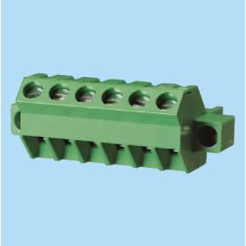 BC2ESDAM / Plug for pluggable terminal block screw - 5.08 mm