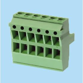 BC2ESDVB / Plug for pluggable terminal block screw - 5.08 mm