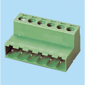BC2ESH / Plug for pluggable terminal block screw - 5.08 mm