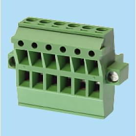 BC2ESDVBM / Plug for pluggable terminal block screw - 5.08 mm
