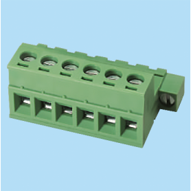 BC2ESHM / Plug for pluggable terminal block screw - 5.08 mm