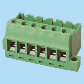BC2EHDRS / Plug for pluggable terminal block screw - 5.08 mm
