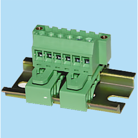 BC2EHDRDM / Plug for pluggable terminal block screw - 5.08 mm