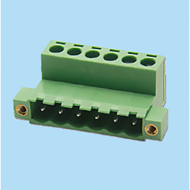 BC2ESDHM / Plug for pluggable terminal block screw - 5.08 mm