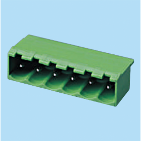 BC2EHDRC / Header for pluggable terminal block - 5.08 mm