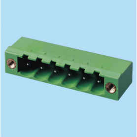 BC2EHDRM-XX-PEVER / Header for pluggable terminal block - 5.08 mm