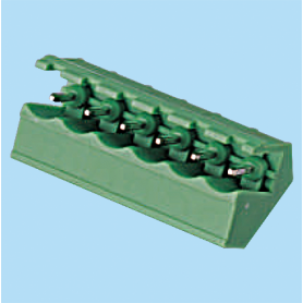 BC2EHDA / Header for pluggable terminal block - 5.08 mm