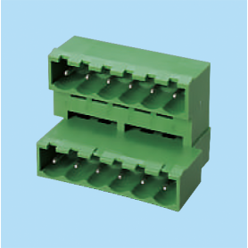 BC2EEHDRC / Header for pluggable terminal block - 5.08 mm