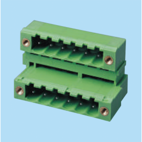 BC2EEHDRM / Header for pluggable terminal block - 5.08 mm
