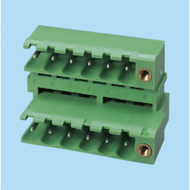 BC2EEHDRMR / Header for pluggable terminal block - 5.08 mm