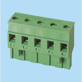 BC7ESDP / Plug for pluggable terminal block screw - 7.50 mm