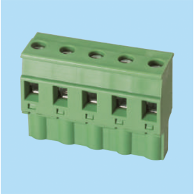 BC7ESDPL / Plug for pluggable terminal block screw - 7.50 mm