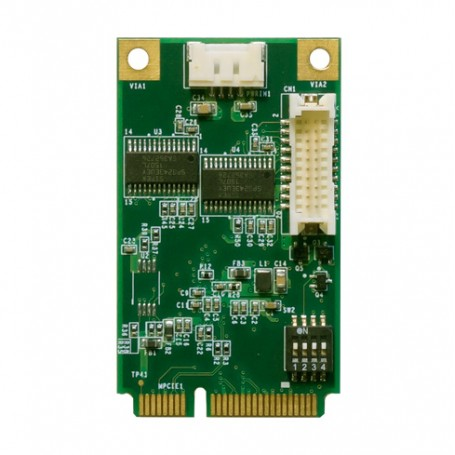 MEC-COM-M212 / Tarjeta de expansion Mini PCI express