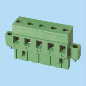 BC7ESDPM / Plug for pluggable terminal block screw - 7.50 mm