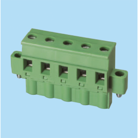 BC7ESDPLM / Plug for pluggable terminal block screw - 7.50 mm