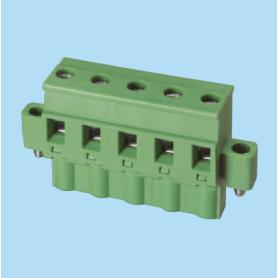 BC7ESDPLM / Plug for pluggable terminal block screw - 7.50 mm