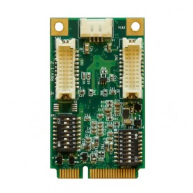 MEC-COM-M334 / Tarjeta de expansion Mini  PCI express