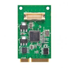 MEC-LAN-M001 / Tarjeta de red 1xGLAN Mini PCI express