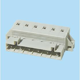 BC014833 / Plug - Header for pluggable terminal block - 7.50 mm