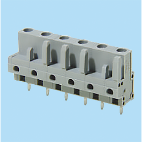 BC014732 / Plug - Header for pluggable terminal block - 7.50 mm