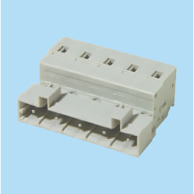 BC014834 / Plug - Header for pluggable terminal block - 7.50 mm