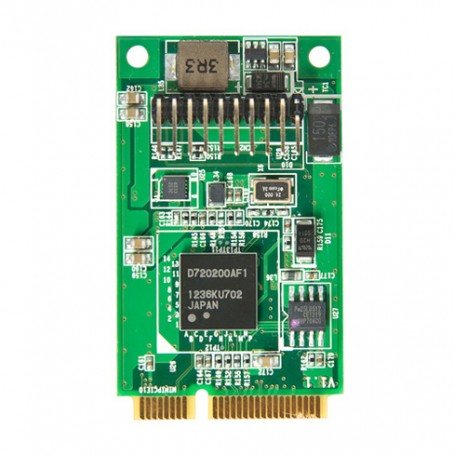 MEC-USB-M002 / Tarjeta de expansion Mini  PCI express