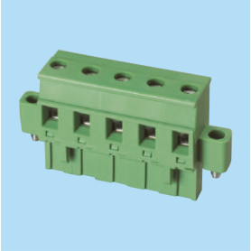 BC3ESDPM / Plug for pluggable terminal block screw - 7.62 mm