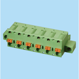 BC3ESDSRM / Plug for pluggable terminal block spring - 7.62 mm