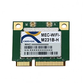 MEC-WIFI-M231B-H / Tarjeta de red WIFI Mini PCI express