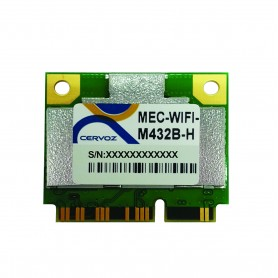 MEC-WIFI-M432B-H / Tarjeta de red WIFI Mini PCIexpress