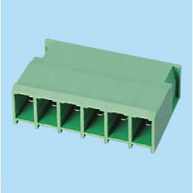 BCECH762R / Header for pluggable terminal block - 7.62 mm